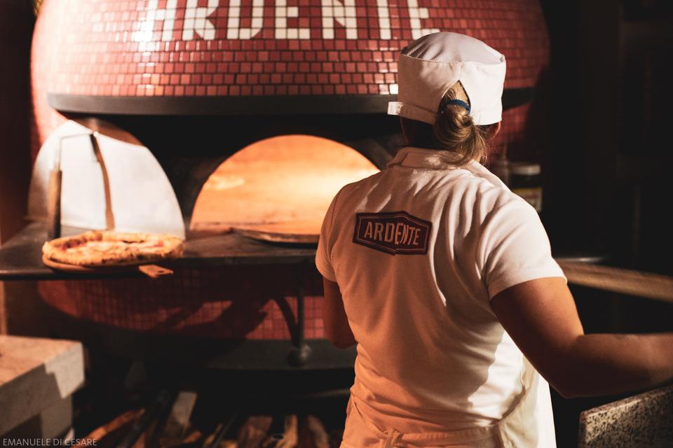 ardente pizzeria