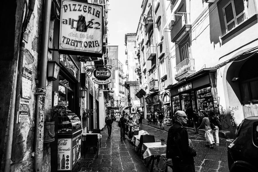 Pizzeria Al 22 dove la storia non mente -