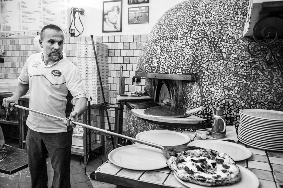 Bello e Buono Food Photography - Pizzeria Al 22 dove la storia non mente